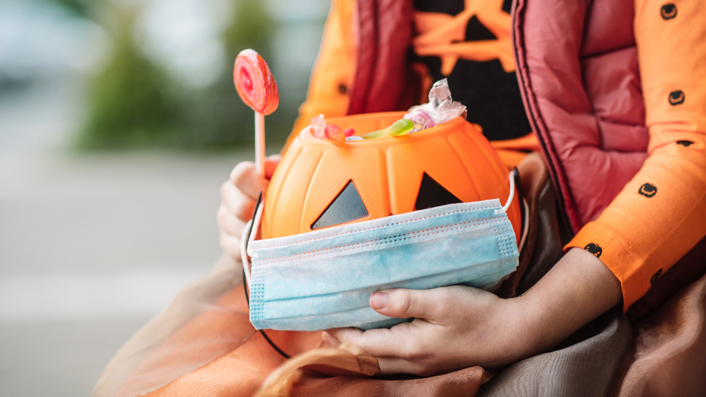 CDC's Halloween Guidelines Warn Against Typical Trick-Or-Treating – NPR
