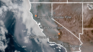 1 In 7 Americans Have Experienced Dangerous Air Quality Due To Wildfires This Year