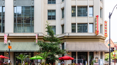 A Streatery Is Coming To Downtown D.C. This Week. Here's How It Works