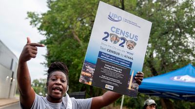 Advocates Make Final Push To Involve Hard-To-Count D.C. Areas In The Census