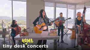 Brandy Clark: Tiny Desk (Home) Concert