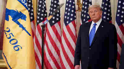 Trump Declines To Promise Peaceful Transfer Of Power After Election