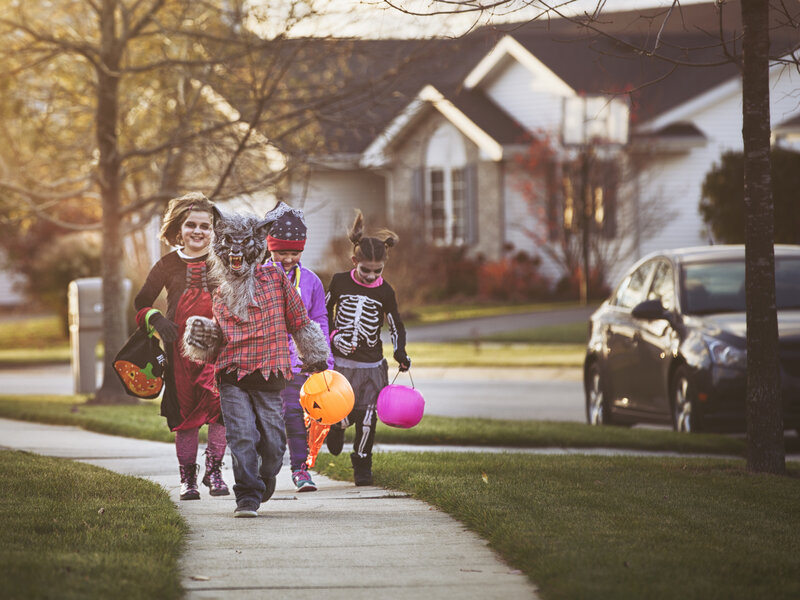 Halloween Events For Kids Npr Fl 2020 To Celebrate Halloween Safely, Americans Are Getting Creative : NPR