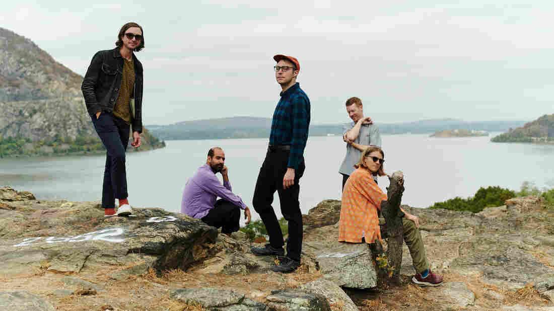 Real Estate Performs 3-Song Quarantine Set For 'World Cafe'