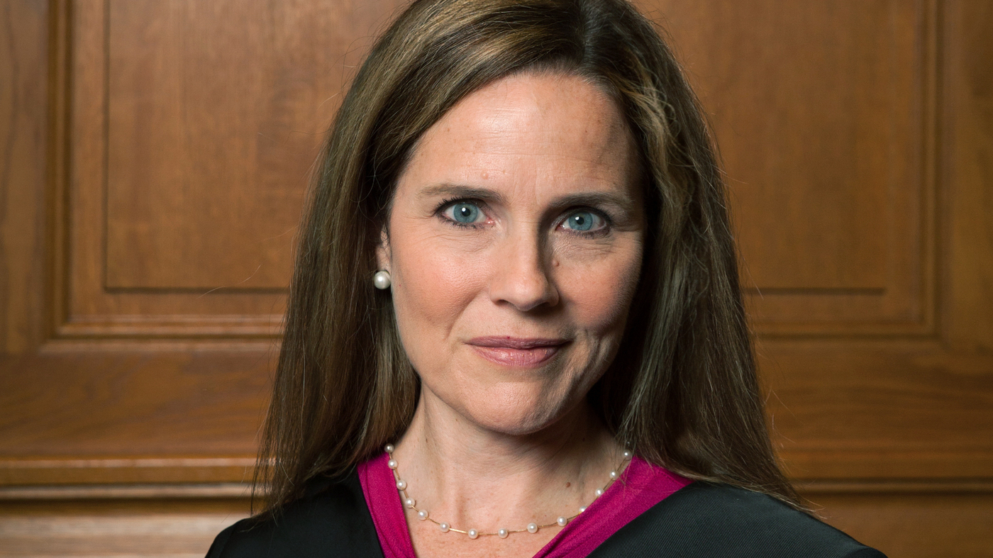 Who Is Amy Coney Barrett Possible Trump Supreme Court Pick? – NPR