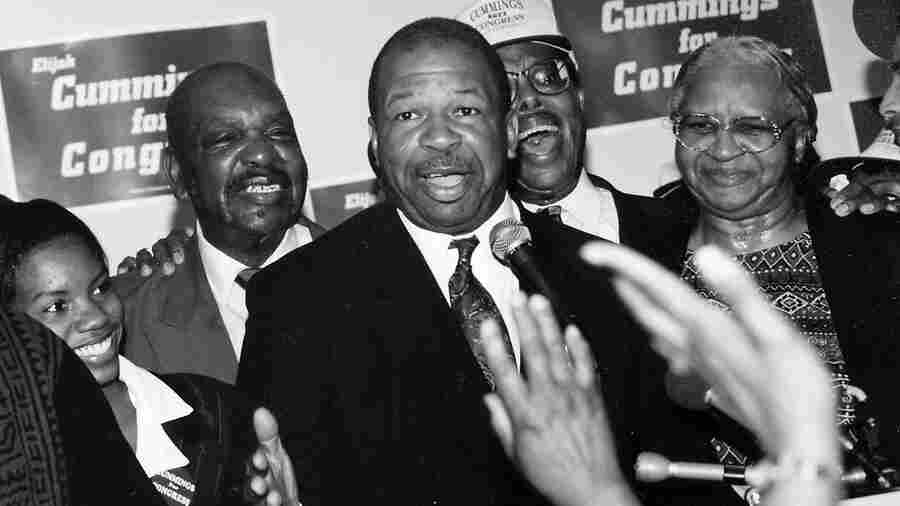 In 'We're Better Than This,' Rep. Elijah Cummings Offers Some Lasting Thoughts