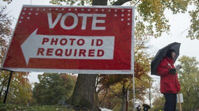 Block The Vote: Texas Voter ID Laws + Gerrymandering In Michigan