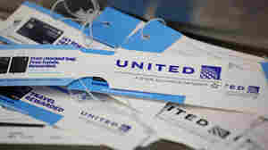 United Airlines Says It Will Offer Travelers Coronavirus Tests At The Airport
