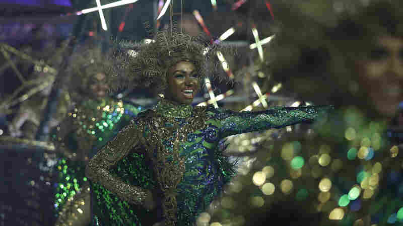 Rio's Joyous Carnival, The World's Largest, Is Postponed Due To COVID-19
