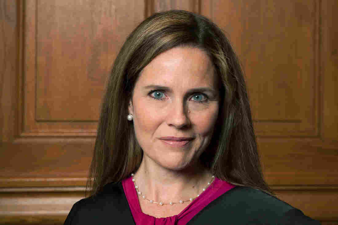 A Brief Introduction to Amy Coney Barrett