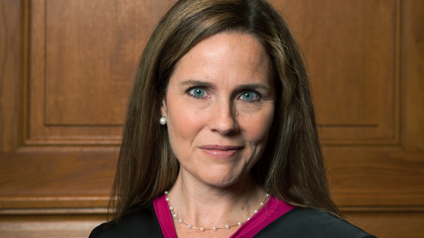 Amy Coney Barrett Expected To Be Nominated To The Supreme Court