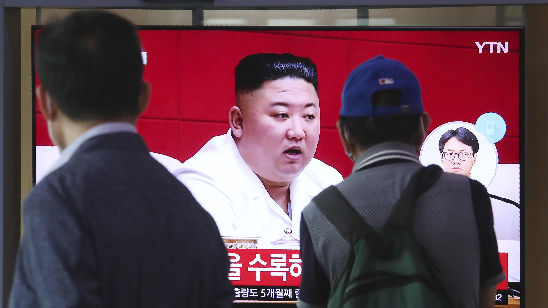 Dead jong un is kim