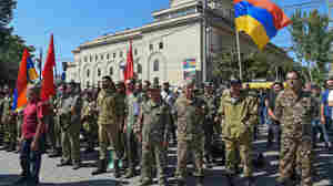 Violence Erupts Between Armenia And Azerbaijan Over Long-Disputed Region