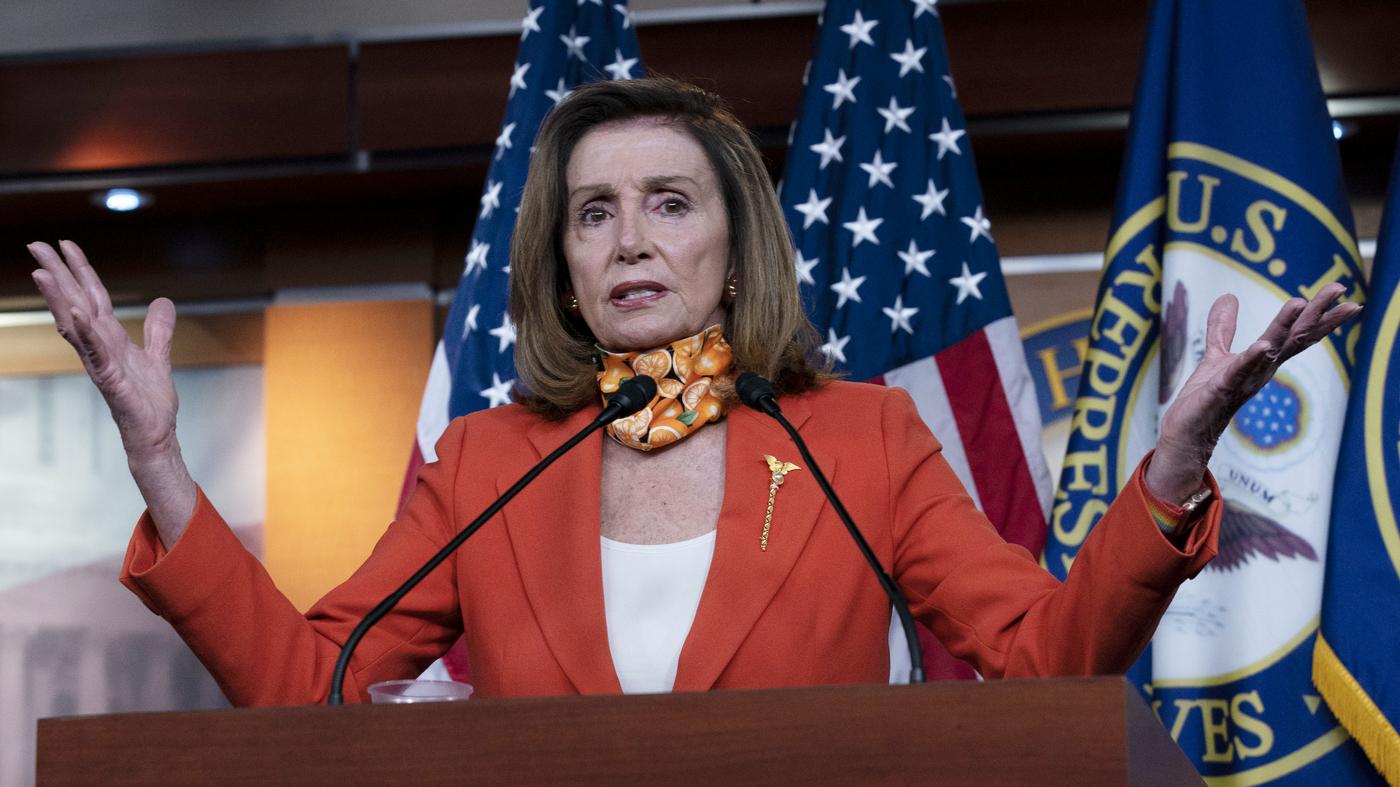 Pelosi Prepares For Rare Chance House Could Decide Election – NPR
