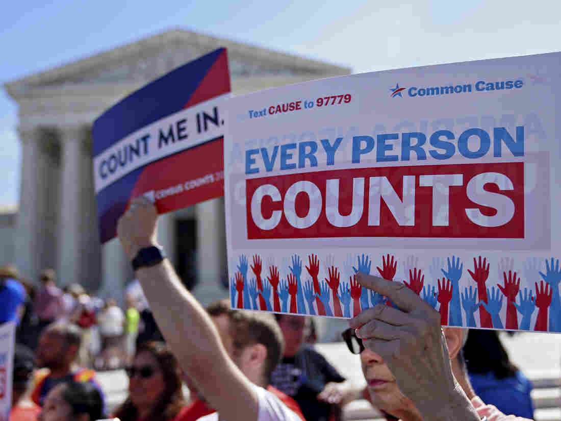 SCOTUS Set To Weigh Trump Census Power Grab Before Inauguration