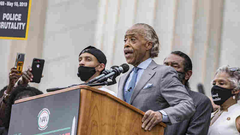 Al Sharpton: Policing In America Will Change Because Of George Floyd's Death