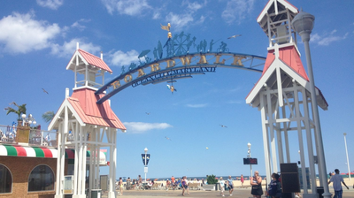 Unsanctioned Car Rally In Ocean City Draws Large Crowds, Scores Of Arrests