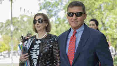 Flynn Attorney Says She Briefed Trump On Case Amid DOJ Intervention