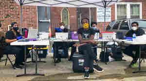 The Black Doctors Working To Make Coronavirus Testing More Equitable