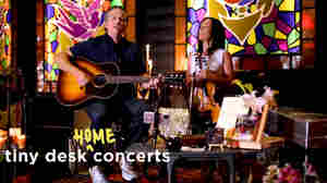 Jason Isbell And Amanda Shires: Tiny Desk (Home) Concert
