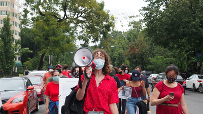 Tenant Activism In D.C. Has Surged During The Pandemic