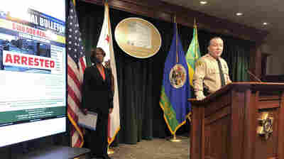 Man Charged In Shooting Of 2 L.A. Sheriff's Deputies