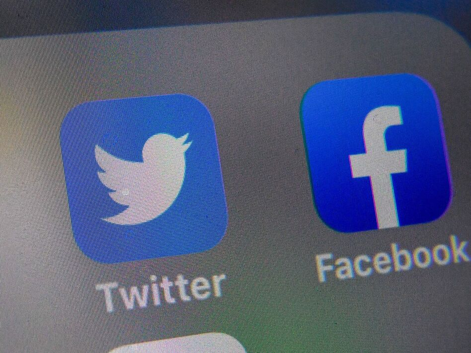 Social media companies are bracing for delayed election results, which experts warn could open the door for misinformation, false claims and threats of violence to spread online. (Denis Charlet/AFP via Getty Images)