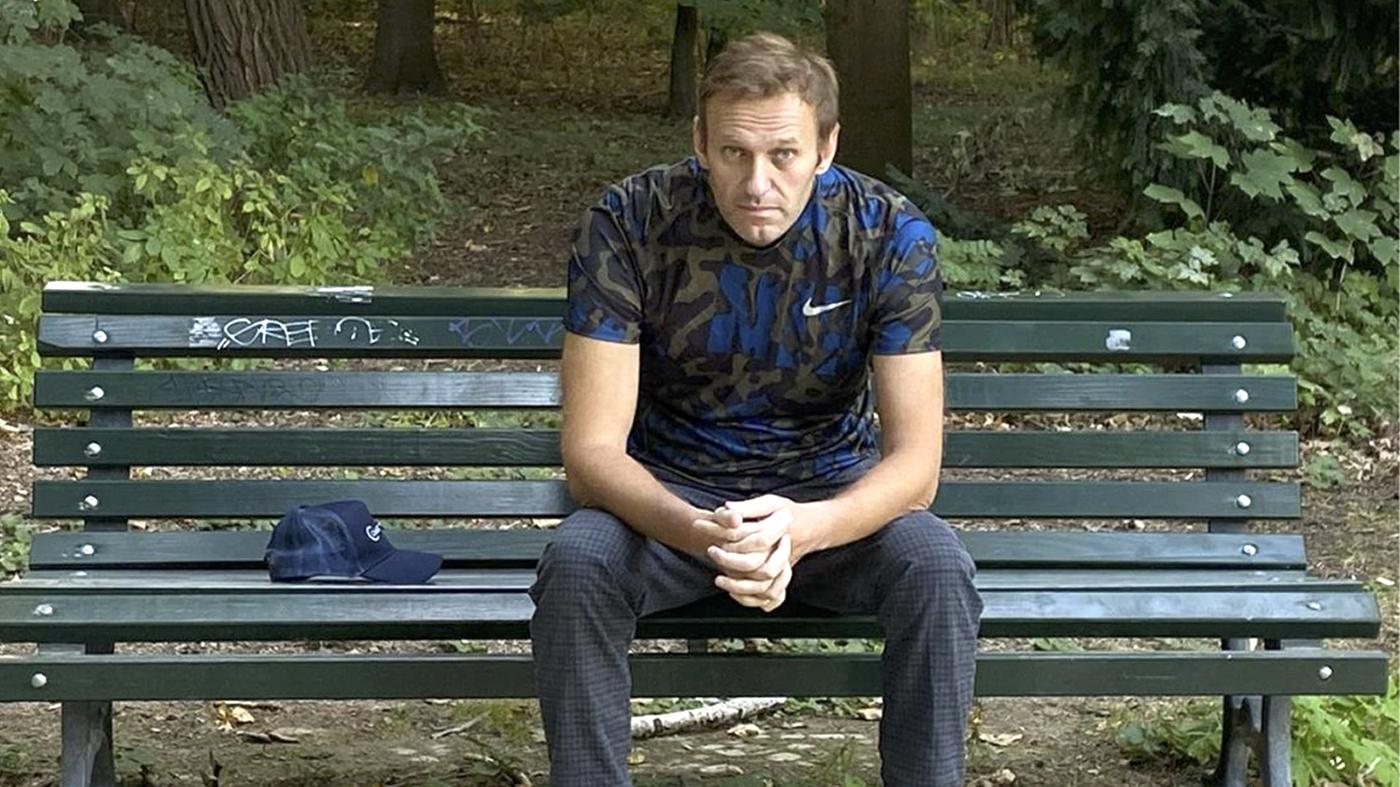 Alexei Navalny Blames Russia's Putin For His Poisoning – NPR