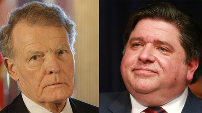 Illinois Gov. JB Pritzker Says Michael Madigan Should Testify In Bribery Inquiry
