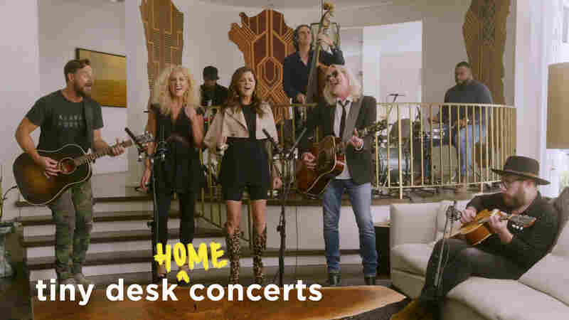 Little Big Town: Tiny Desk (Home) Concert