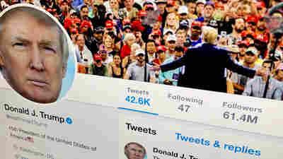 Facebook、Twitter和TikTok表示,希望特朗普死于COVID-19manbetxapp是不允许的