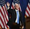 Vice President Pence Continues Duties Despite White House Coronavirus Cases