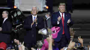 Pence Tests Negative For Coronavirus After Trump's Positive Case