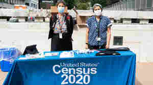After 'Egregious' Violation, Judge Orders Census To Count Through Oct. 31 For Now