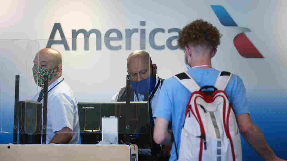 'This Is All I've Ever Known': Amid Cuts, Airline Workers Wonder Where They'll Land
