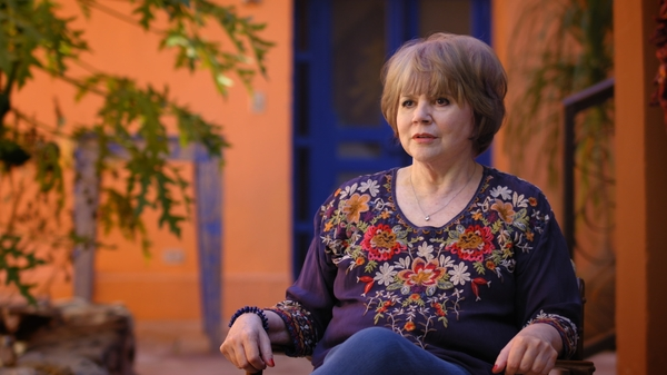 Linda Ronstadt in the documentary Linda and the Mockingbirds. Ronstadt is set to be honored in the Legend category by the Hispanic Heritage Awards.
