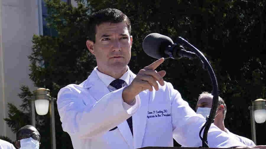 肖恩·康利是谁?特朗普总统的白宫医生manbetxapp