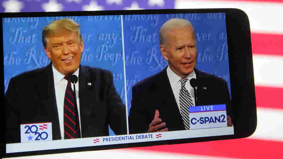 性别如何影响总统辩论——即使是在两名男性之间