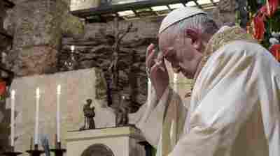 教皇方济各(Pope Francis)为后科维德时代蓝图中市场资本主义的失败而哀叹