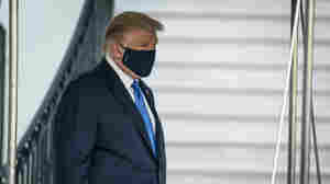 Mary Trump Says Trump Family Saw Illness As 'Unforgivable Weakness'