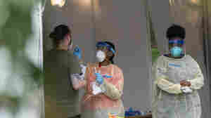 D.C. Sees Surge In Coronavirus Testing Demand Amid White House Outbreak