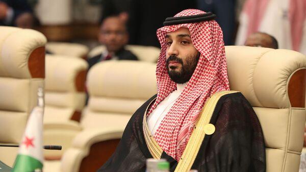 El príncipe heredero saudita Mohammed bin Salman asiste a una cumbre árabe en el Palacio Real de al-Safa en La Meca el 31 de mayo de 2019.