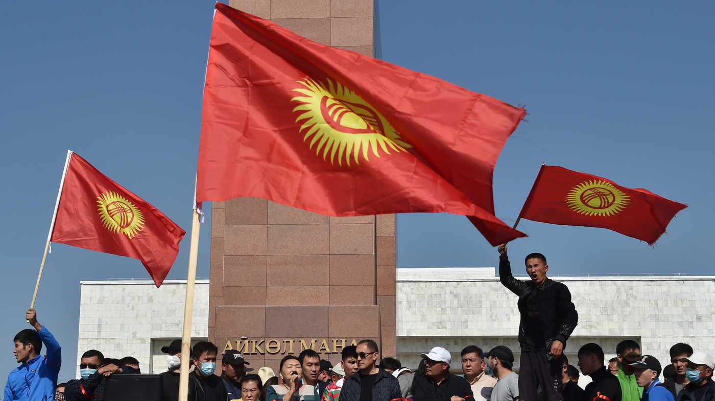 Protesters Storm Parliament Building In Kyrgyz Capital After Disputed Elections – NPR