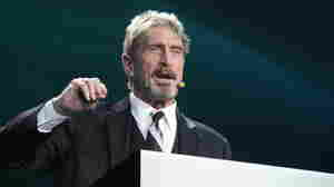 McAfee Founder Accused Of Evading Taxes While Allegedly Earning Millions