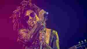 Lenny Kravitz On Race, Being On The Road, And Ruff Ruff The Magic Dog