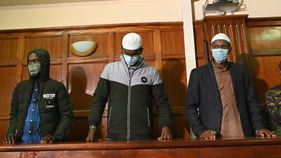 2 Men Found Guilty For Aiding Mall Attack In Kenya That Left 67 Dead