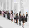 'We Must Keep On': Paris Fashion Week Exudes Hope In Uncertain Times