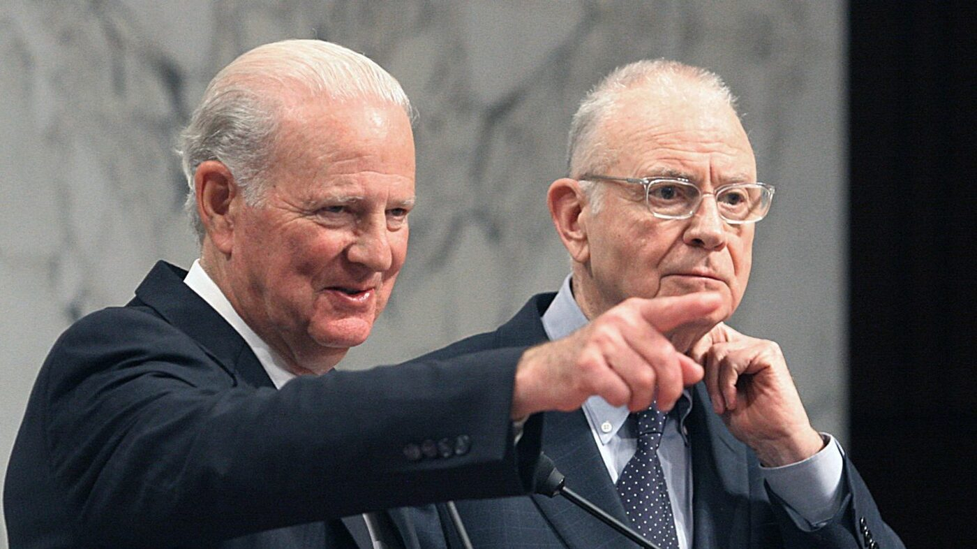 Power Player: Why James Baker Is The Man Who Ran Washington : 1A