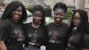 Good News Story: Nigerian Irish Teen Girls Win Prize For Dementia App