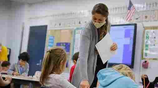'The Big Experiment': Alaska School District Returns To Classrooms